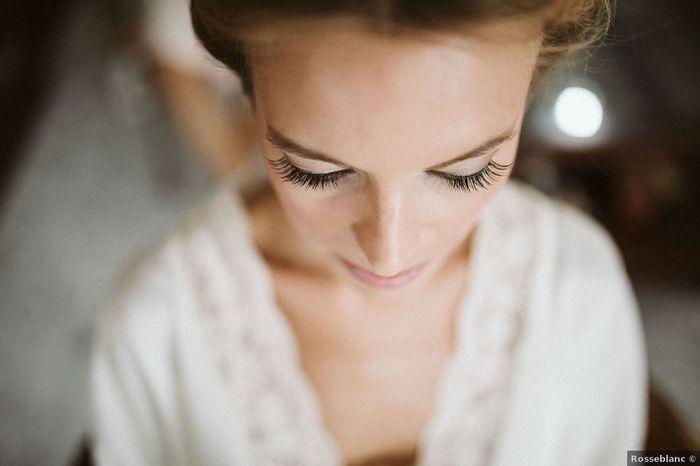 ¡Fuera maquillaje para la boda! ¿Te atreverías? 💁 - 1