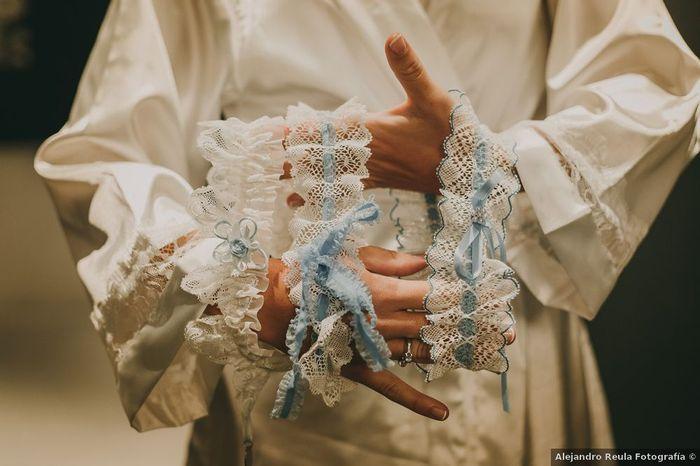 ¿Qué harás con tu liga de novia? 1