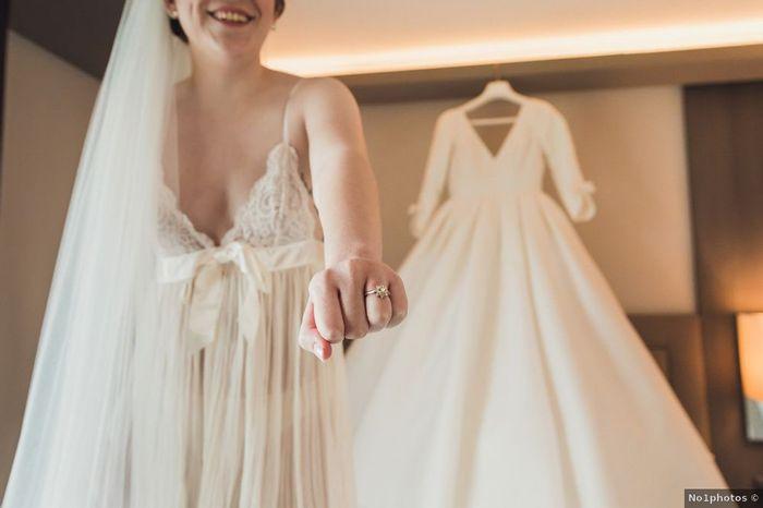 ¿Alguna vez casi pierdes tu anillo de compromiso? 💍 1