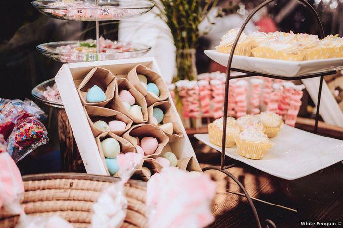 ¡Ideas para petarlo con vuestro candy bar! 🍬 1