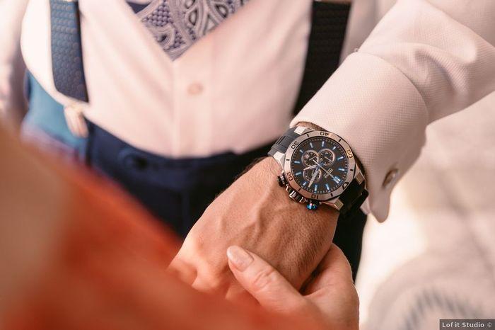¿Le regalarías este reloj a tu chicx? ⌚️ 1