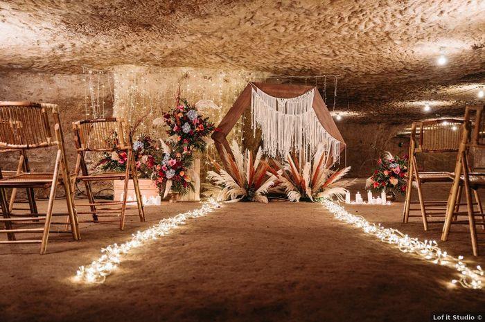 ¿Darías el 'Sí, quiero' en este altar? 🤔 1