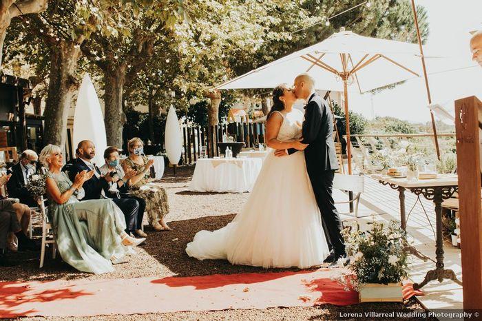 ¿Vuestra boda coincide con la de unx de vuestrxs invitadxs? 🤔 1
