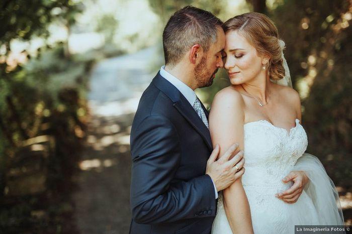 ¿Llamarás a tu pareja mientras te arreglas para la boda? 😏 1