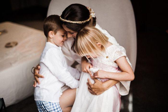 ¿Te casas siendo mamá? ❤️ 1