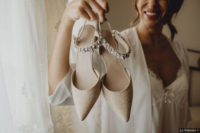 ¿Has soñado con unos zapatos así? 👠 1