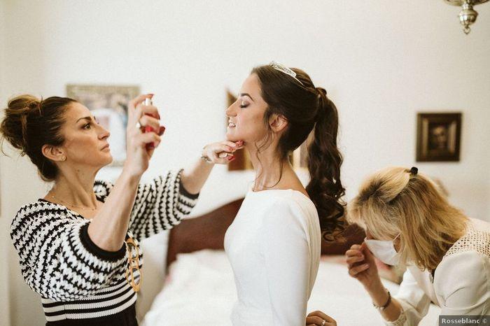 ¿Usarás fijador de maquillaje? 😏 1