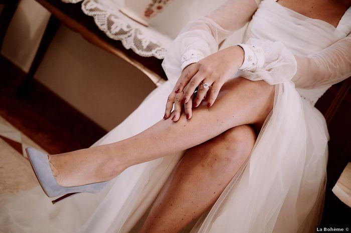 ¿Te harás alguna sesión de depilación láser antes de la boda? 1