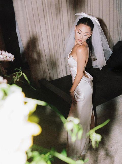 ATENCIÓN: ¡Te enseñamos los detalles de la boda secreta de Ariana Grande! 👇 7