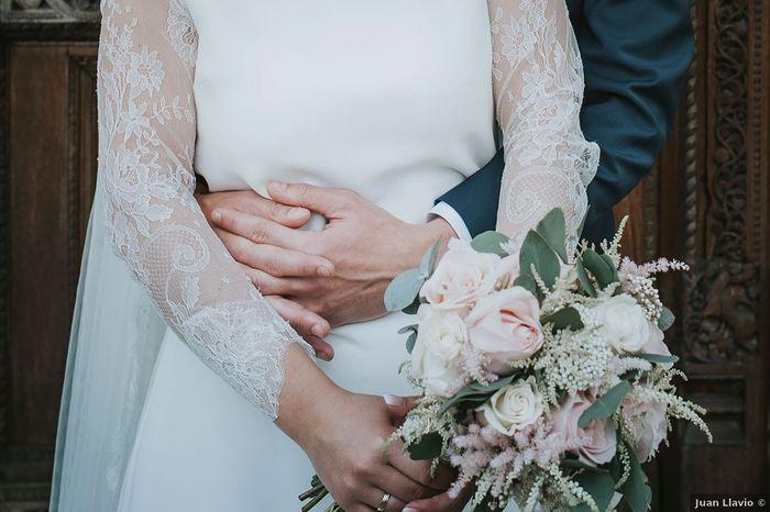 Del 1 al 5, ¿cuántas ganas tienes de casarte? 😍 1