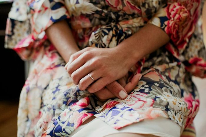 Confiesa: ¿te has quitado alguna vez tu anillo de compromiso? 1