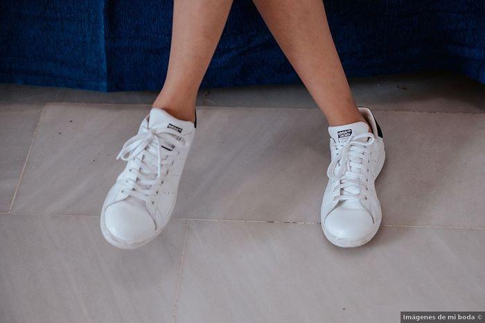 ¿Y si en lugar de converse llevases estas zapatillas? 👟 1
