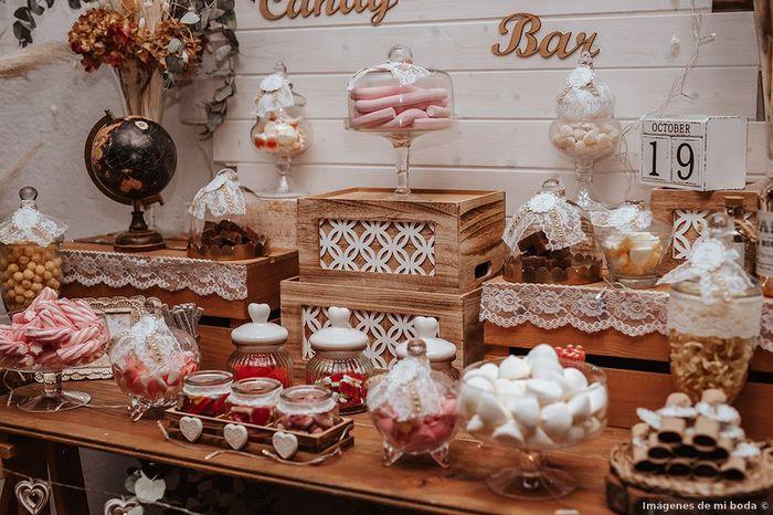 ¡Elige unas gominolas para vuestro candy bar! 🍭 1