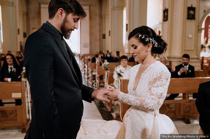 ¿Os ha costado decidir el tipo de ceremonia? 💍 1