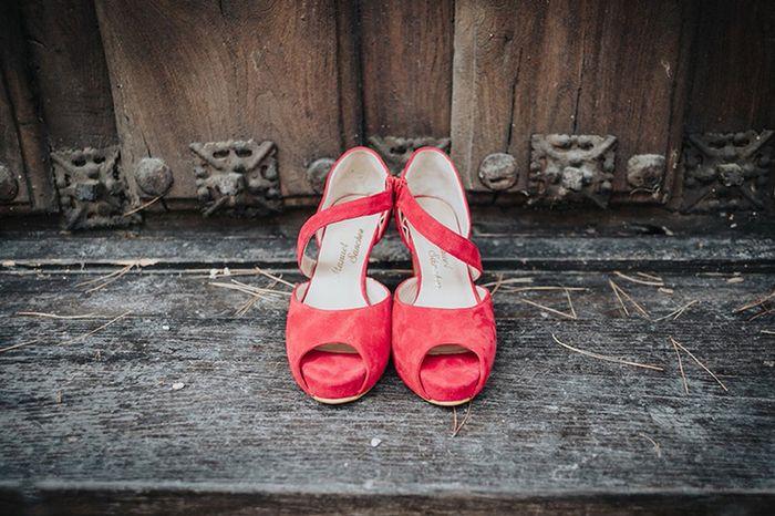 Estos zapatos: ¿pulgar arriba o abajo? 👠 2