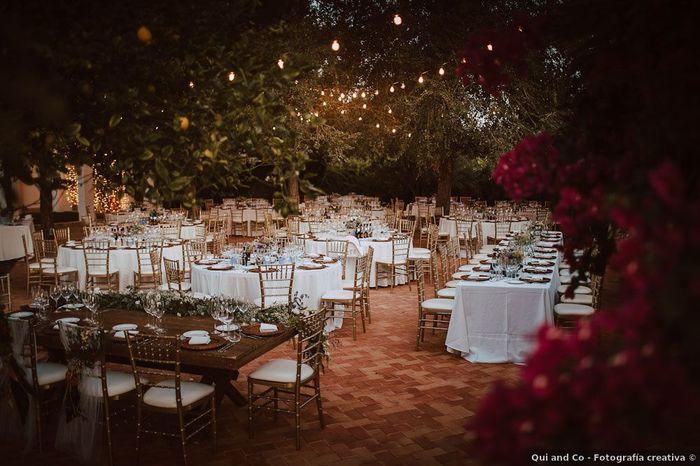 ¿Celebrarías tu boda en este bonito lugar? 💜 1