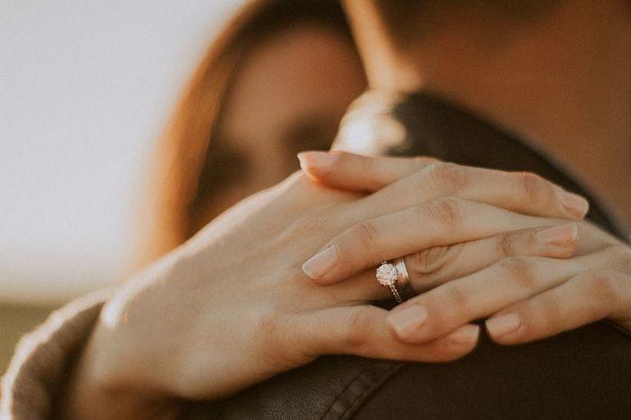 Confiesa: ¿descubriste el precio de tu anillo de compromiso? 😎 1