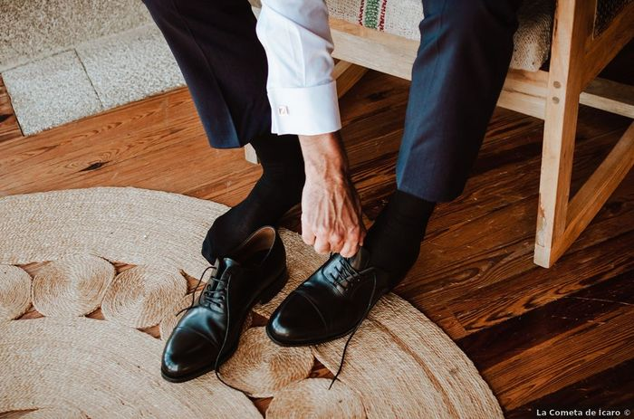 ¿Qué fue primero el traje o los zapatos? 2