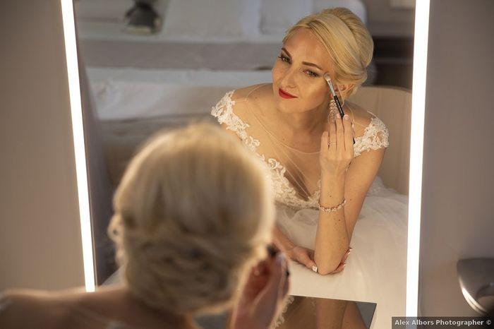 Maquillarse una misma para la boda: ¿Sí o No? 1