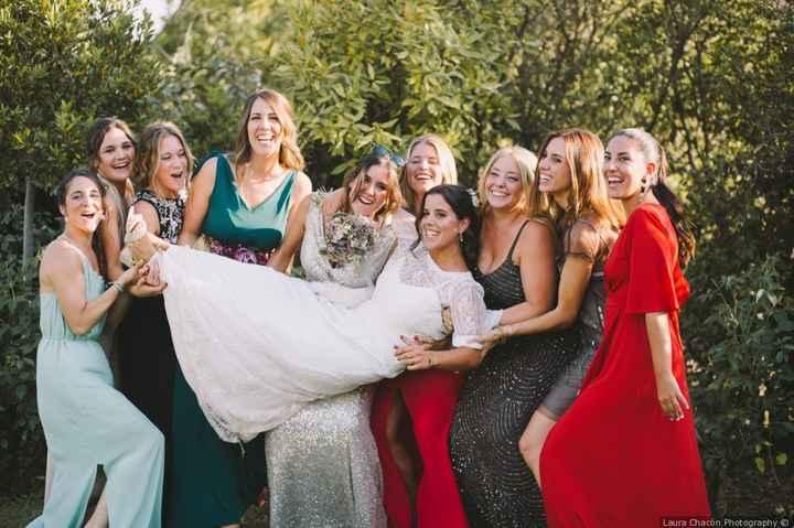 ¿Quién lo petará más en la boda? 1