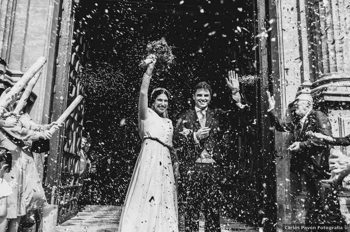 Testigos de boda: ¿PAR o IMPAR? - 1