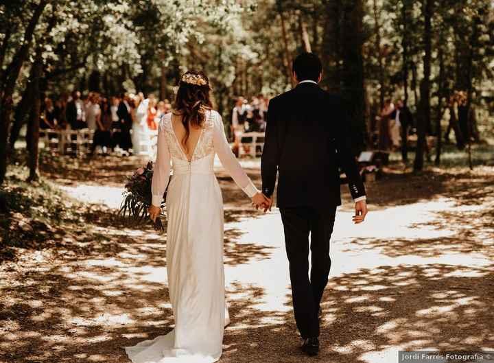 ¿Quién escogió el lugar de la boda? - 1