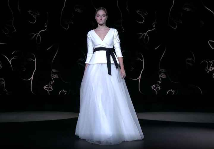 VÍDEO: ¡Déjate enamorar por la colección de vestidos de Sophie et Voilà 2021! ❤️️ - 2