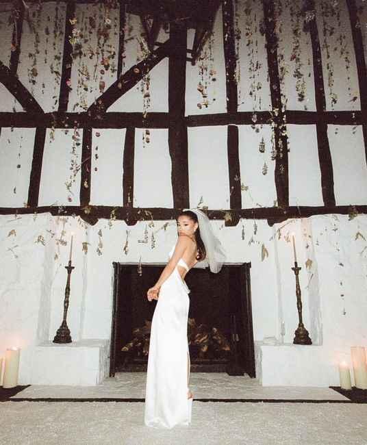ATENCIÓN: ¡Te enseñamos los detalle de la boda secreta de Ariana Grande! 👇 - 6