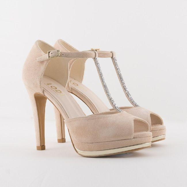 Nuevos fichajes sandalias/zapatos para día b - 1