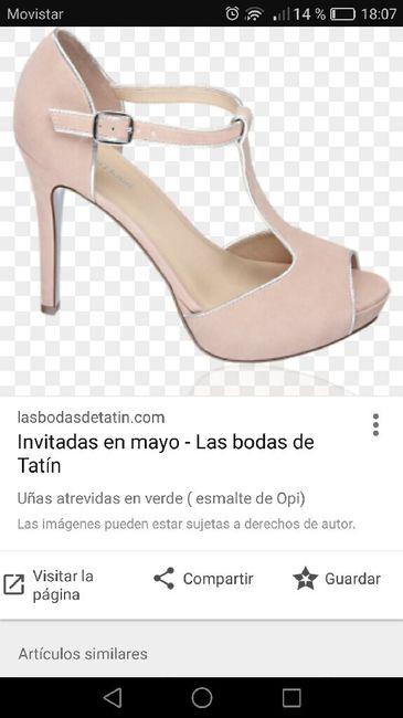 5 zapatos, ¿cuál eliges? - 1