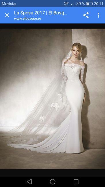 5 vestidos: ¿Cuál eliges? - 1