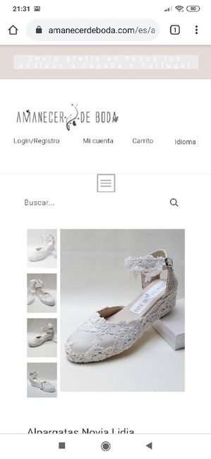 Vuestros zapatos 5