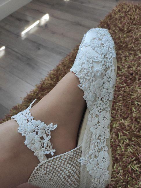 Zapatos Amanecer de boda 3