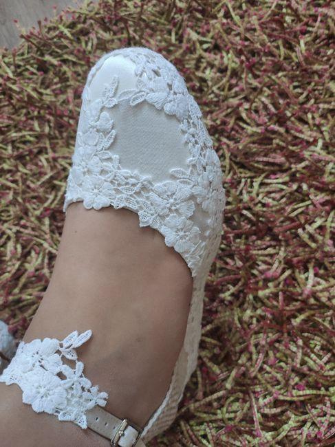 Zapatos Amanecer de boda 4