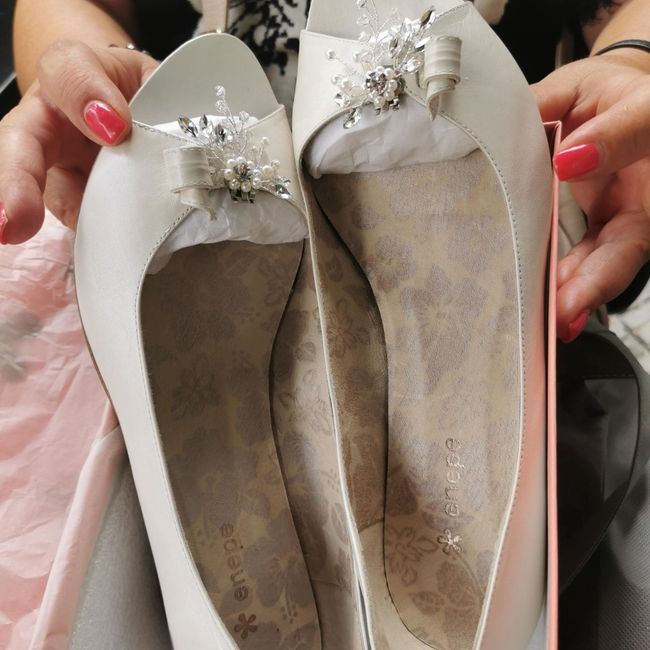 Los zapatos de todas las novias! 10