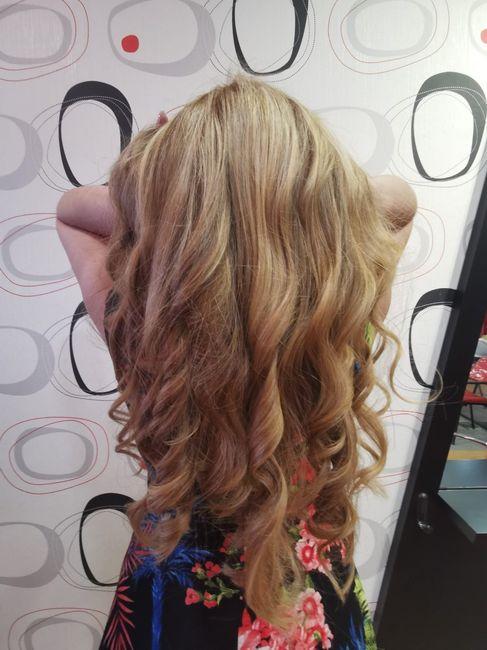 Color de pelo 👰🏻♀️🤵🏻♂️ 3