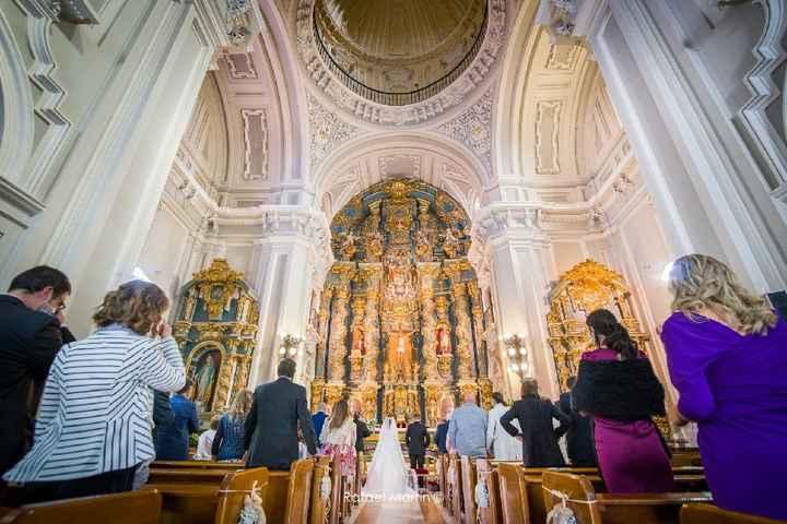 Boda religiosa en Guadalajara - 1
