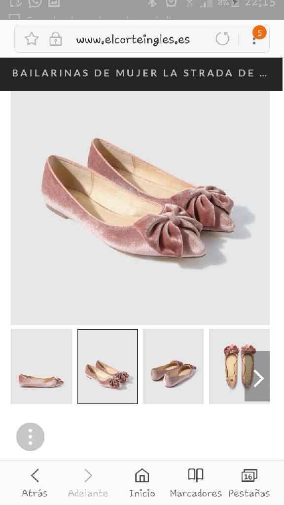 Tacones por zapatillas - 1