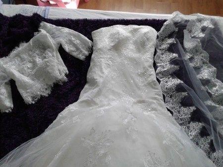mi vestido de novia en aliexpress!! - página 2 - moda nupcial - foro