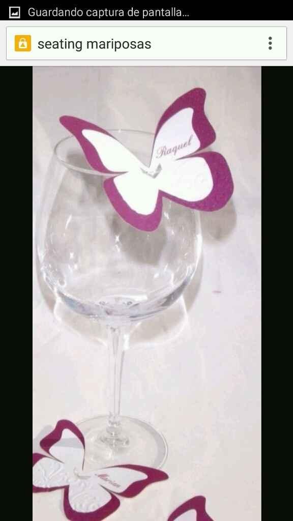 Sitting de mariposas - 3