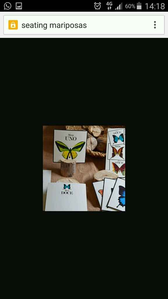 Sitting de mariposas - 4