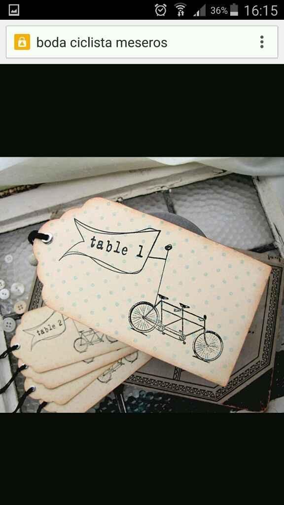Ideas tematica bicicleta - 1