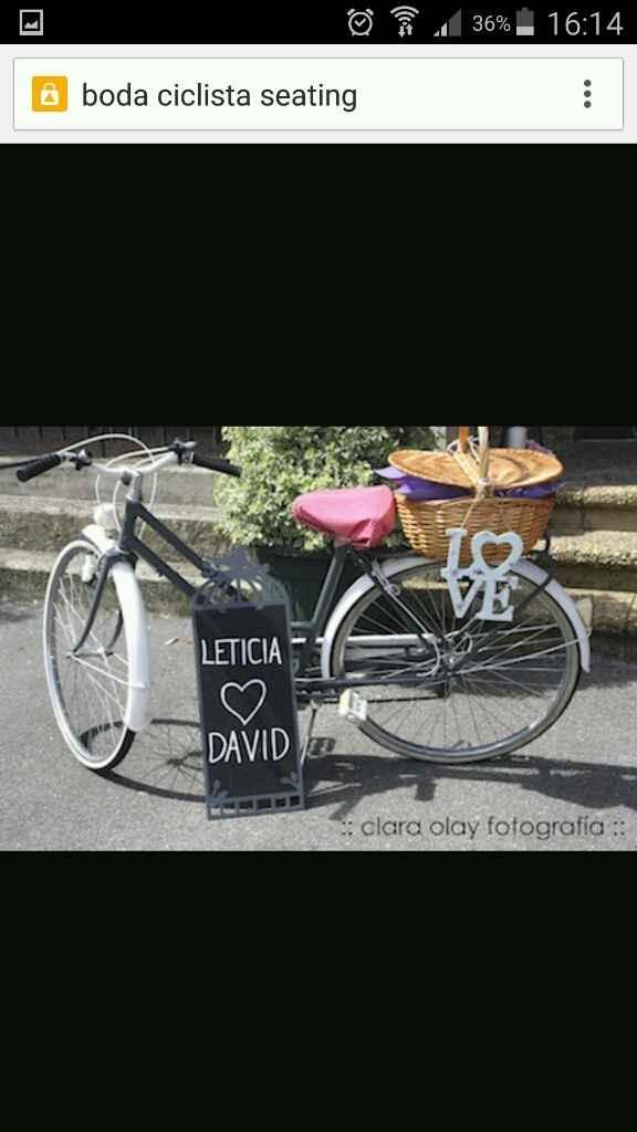 Ideas tematica bicicleta - 2