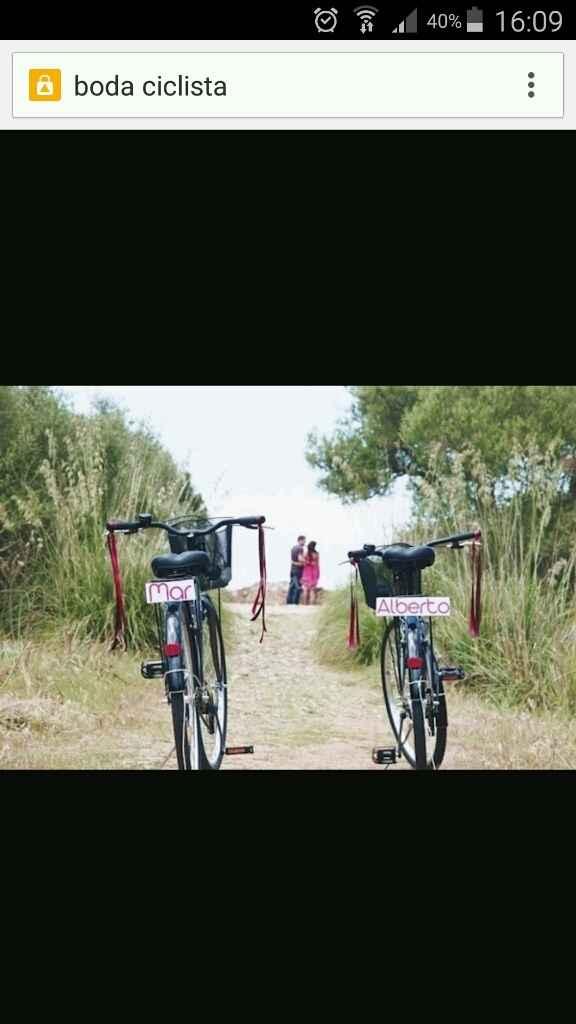 Ideas tematica bicicleta - 14