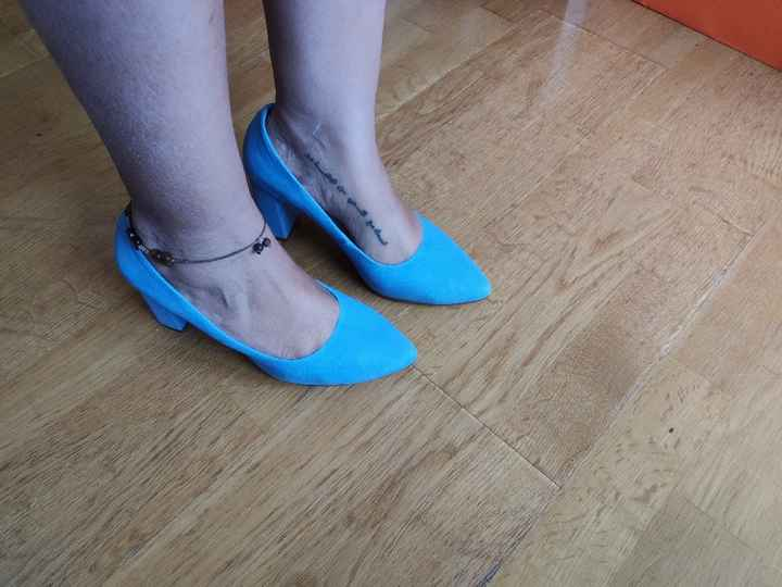 Mis zapatos mimao ya están aquí.. - 1