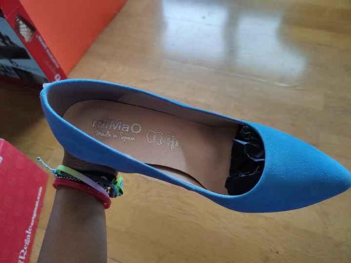 Mis zapatos mimao ya están aquí.. - 3