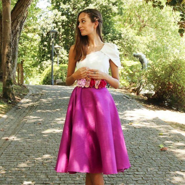 vestido madrina + hermana de la novia. - moda nupcial - foro bodas