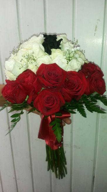 Nuestros ramos de novia ¡¡¡¡¡¡ - 3