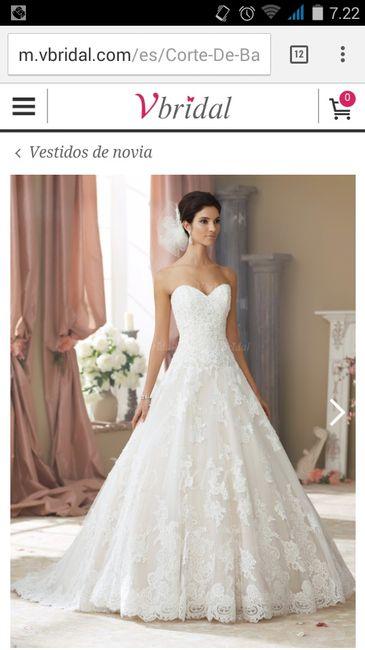 Vestidos novia y fiesta