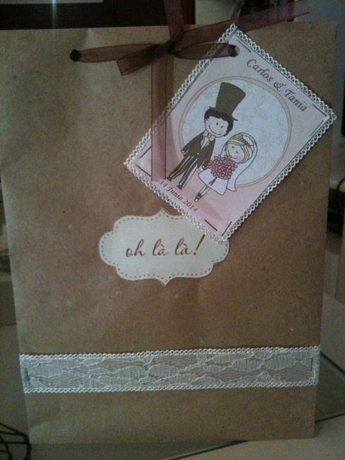 Alguna de mis manualidades organizar una boda foro - Manualidades para una boda ...